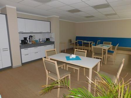 """Cafeteria des Altenpflegezentrum """"St. Josefshaus"""" in Niederorschel"""