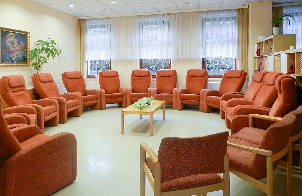 """Tagespflege des Altenpflegezentrum Hospital """"Hl. Geist"""" in Heilbad Heiligenstadt"""
